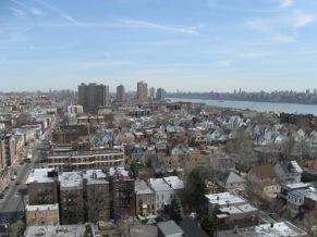 North Hudson and NYC Skyline